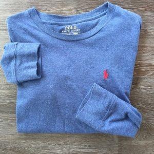 POLO Ralph Lauren Long Sleeve T-shirt Size 14-16